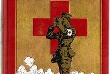 La guerra total, 1914-1918 / Selección de obras literarias que tratan sobre la 1ª Guerra Mundial, un conflicto bélico que marcó el devenir del siglo 20.