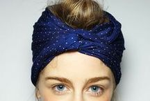 Headscarfs/scarfS / headscarf style