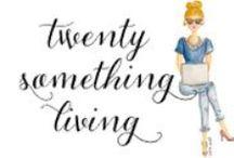 Twenty Something Living