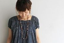 Gingham Dresses / Serviceable, washable gingham has no right or wrong side with respect to color. / by Tea Mama