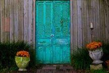 Garden Gates / Beautiful garden gates