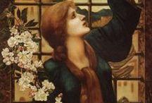 Pre-Raphaelite perfection