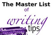 WRITING: Tips & Prompts / by Nick Smith