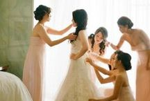 Photo ideas with bridesmaids