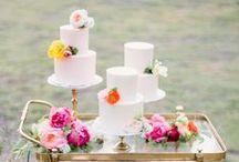 Sweet little nothings... / Wedding dessert table ideas