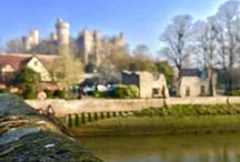 Our New Office / Our new office, based in Arundel town centre