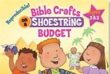 Easy Bible Crafts! / Looking for a quick and creative activity or object lesson for your Sunday school lesson? Search no more! Here are tons of fantastic ideas! :)