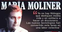 María Moliner o el don de las palabras / Lexicógrafa y archivera, María Moliner dejó una obra excepcional: el Diccionario de uso del español, cuyo primer tomo se publicó hace 50 años.