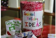 School Holidays!