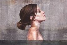 In da street / by Steph Joiris