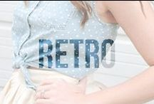 Make Me Retro Chic / Retro and Vintage Inspirations / by MakeMeChic