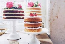 Pretty Cakes and Cookies / by Lisa Higa