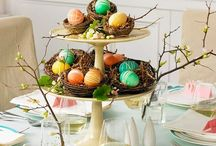 Easter, Given New Life / Ideas to celebrate and spring decor / by Ann Hunter