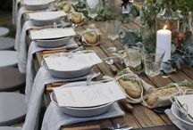 Inspiring Tablescapes / by Lisa Higa