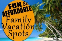 Family Fun & Travel / Tips for traveling with children, things to see/do/experience. Also, great ideas for family fun, serving the community, bonding, and enjoying each other. Lots of great tips & ideas too for spending time together w/o the pop-culture aspect.  / by Renee Robinson