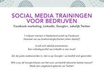 social media / Allerlei pins over verschillende social media. / by Keem Social Media Trainingen