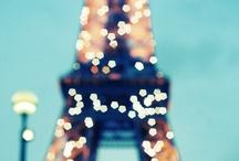 je t'aime paris / by Cristina Minasian