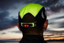 Stay Safe Out There / Sometimes staying safe is also a great excuse to wear neon. / by Brooks Running