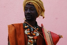 SAHEL / mAURITANIA, MALI, bURKINA fASO, NiGER, cAMEROON, cHAD, SUDAN & ERiTREA. / by Kirsi Niemi