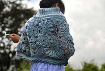 Crocheting / by Gabrielle Aiyisha