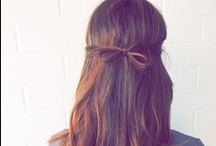 Hairstyles / by Natalie Rodriguez