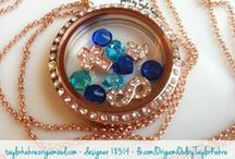 Origami Owl Lockets / Ideas for great pieces / by Lisa Holdener-   Desire. Perspire. Inspire.