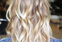 Hair / by Isabella Villani