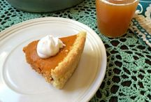 Paleo Thanksgiving / A traditional Thanksgiving the Paleo way!  / by Tracy Fay