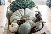 All Things Fall / Autumn inspired decor, crafts and more.