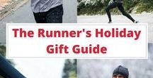 Men's Holiday Gift Guide / Let's treat the runners in your life right.