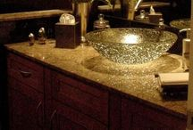 Bathrooms / Remodeling ideas / by Ann Hunter