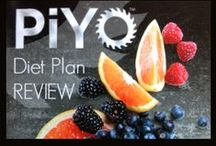 PiYo / Want to carve an intensely defined physique—without weights, without jumps, and without straining your joints? Then you'll love PiYo, created by superstar trainer Chalene Johnson. It's low impact, yet high intensity. No weights. No jumps. Just hardcore results. / by Renee Robinson