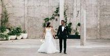 Modern Wedding / Stunning ideas for your contemporary wedding