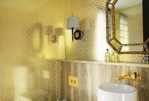 Magnificent Metals / Copper, brass or gold tapware adds a touch of luxury to your bathroom, kitchen or laundry.