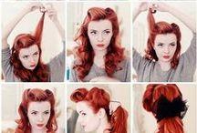 #RetroModern Hair Care/Beauty