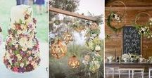 Bohemian Wedding / Free spirited you want a relaxed style wedding.
