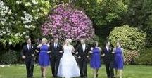 Garden Romance Wedding / Be it at home or in the public gardens, this relaxed style of wedding can be any theme you like.