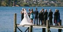 Lakeside Wedding / The perfect board to help you plan a lakeside wedding