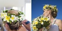 Tropical Island Wedding / Is a destination in your wedding plans.  Enjoy these Kiwi brides that have travelled to the islands