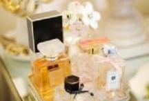 My addiction: / Perfumes, creams, body sprays, lotions, smells
