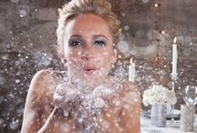 Winter Wedding / Sparkling Silver Winter Wonderland  / by Julie K