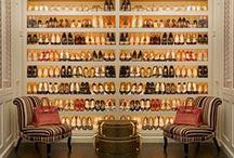 My Ultimate Shoe Closet / by Julie K