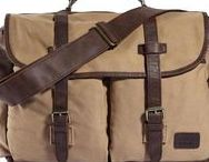 Canvas Messenger Bags / A variety of high quality canvas messenger bags from Serbags.com.  If you are looking for an accessory that is both highly functional and fashion-forward you are in the right place!