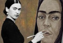 Frida / by Susan Pillsbury