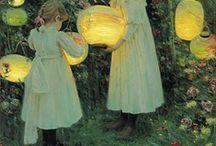 Lantern Light / by Susan Pillsbury