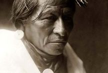 Native Americans / In photographs, books, movies;  see also my new Native American Art board / by Susan Pillsbury