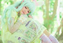 Lolita Dream Wardrobe