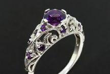 Custom Jewelry / One of a kind jewelry created at Calhoun's Jewelers.