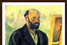 LOS PINTORES MÁS IMPORTANTES / La lista de los mejores pintores de la historia, los 100 pintores más importantes e influyentes de la historia de la pintura occidental, desde el siglo XIII hasta el XXI