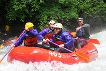 Savage River, Maryland / Rafting the Savage River in Garrett County Maryland.  This river was home to the 1989 World Whitewater Championships. There are only 3 whitewater releases a year on this river, so grab it when you can.  It is a beautiful gem of class 4 whitewater.